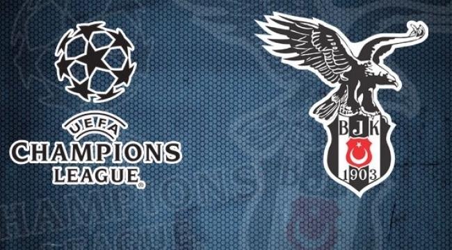 Beşiktaş, önümüzdeki sezon Şampiyonlar Ligi'nde!