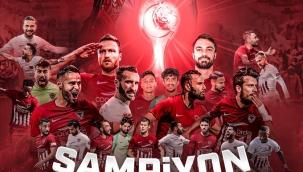 Süper Lige Yükselen İlk Takım Belli Oldu