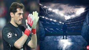 Efsanevi kaleci Iker Casillas Futbolu Bıraktı