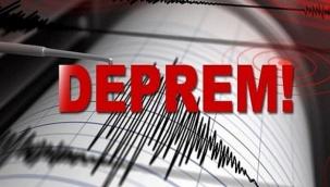 Malatya'da 5.7 büyüklüğünde deprem oldu