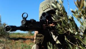 Suriye'nin kuzeyinde 21 terörist gözaltına alındı