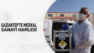 Bakan Varank; Gaziantep'te kanser hastalarına şifa olacak bir tesis inşa ediyoruz
