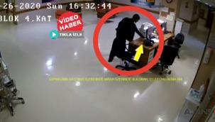 Gaziantep'te doktorun telefonunu çalan şahıs yakalandı