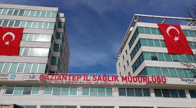 Gaziantep İl Sağlık Müdürlüğü'nden açıklama