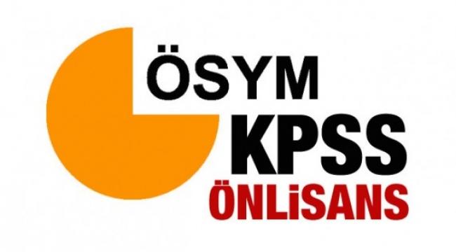 KPSS 2020 Ön Lisans sonuçları açıklandı