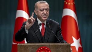 Cumhurbaşkanı Erdogan, Türkiye 4. Sanayi Devrimi Merkezi Açılış Töreni'ne video mesaj gönderdi