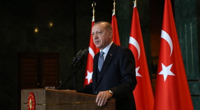 Cumhurbaşkanı Erdoğan: Yabancı karşıtlığı ve İslam düşmanlığı oluşturuyor