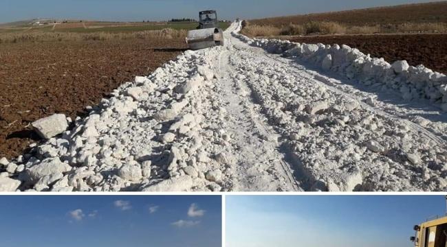 Suruç'ta kırsal kesimin tamamına asfaltlama yapılacak
