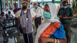 Dünyanın en büyük aşı kampanyası Hindistan'da başladı