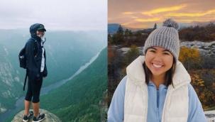 Gezgin blog yazarı dağlarda donarak öldü
