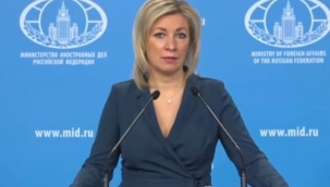 """Rusya Dışişleri Bakanlığı: """"Azerbaycanlı ve Ermeni aydınlar arasında doğrudan diyaloğu memnuniyetle karşılıyoruz"""""""