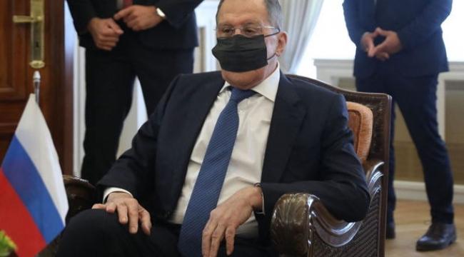 Sergei Lavrov'da koronavirüs vardı
