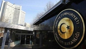 ABD'nin Türkiye Büyükelçisi ülkenin Dışişleri Bakanlığı'na çağrıldı