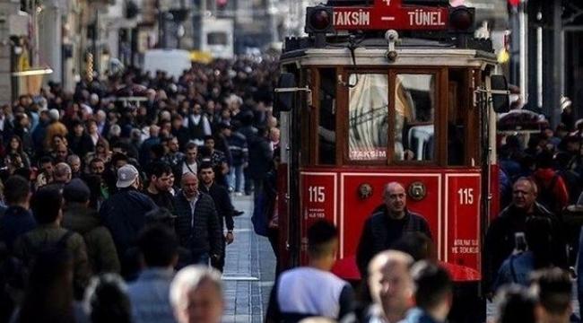 Türkiye'nin nüfusu 83,6 milyona ulaştı