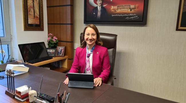 AK Parti Gaziantep Milletvekili Baknak'tan Dünya Kadınlar Günü mesajı