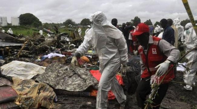 Güney Sudan'da yolcu uçağı düştü: Çok sayıda insan hayatını kaybetti