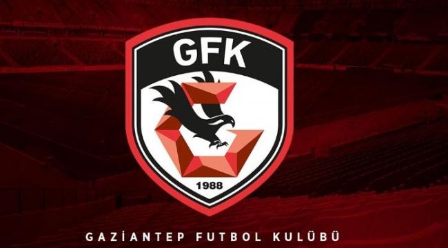 Gaziantep FK'dan 3 futbolcuyla ilgili açıklama