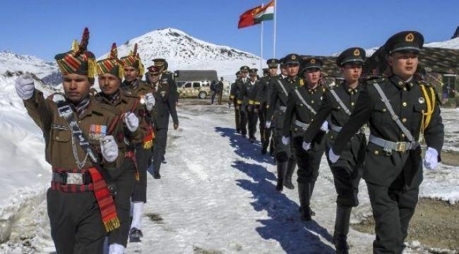 Hindistan ve Çin tartışmalı bölgeden asker çekiyor