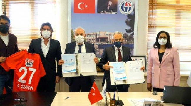 Özaydın: Gaziantep'i olimpiyat merkezi yapacağız