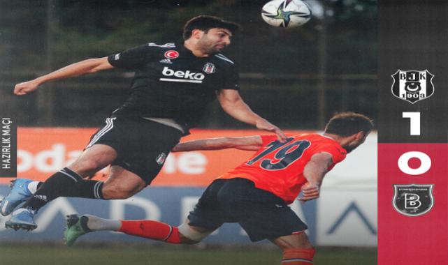 Beşiktaş 1-0 Başakşehir | MAÇ ÖZETİ