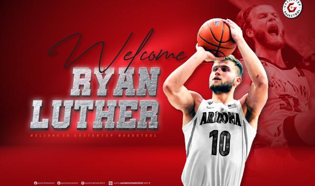 Ryan Luther Gaziantep Basketbol'da