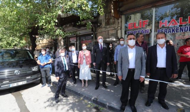 AK Parti Gaziantep Milletvekilleri Kentsel Dönüşüm Çalışmalarını İnceledi