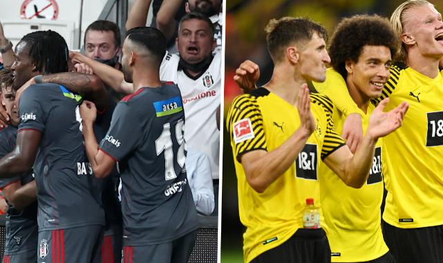 Beşiktaş - Borussia Dortmund maçı ne zaman, hangi kanalda, saat kaçta?
