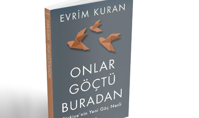 Evrim Kuran'ın Yeni Kitabı