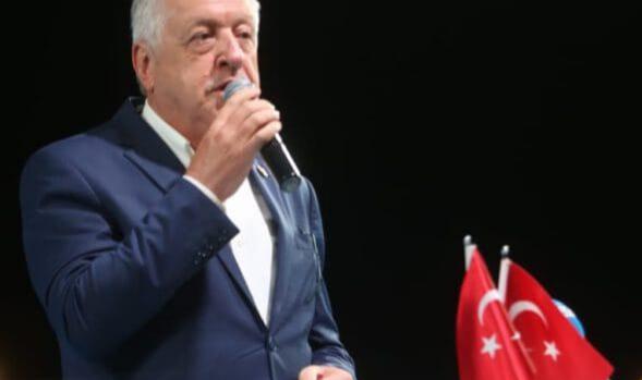 Gaziantep Milletvekili Ahmet Uzer'in Gaziler Günü Mesajı